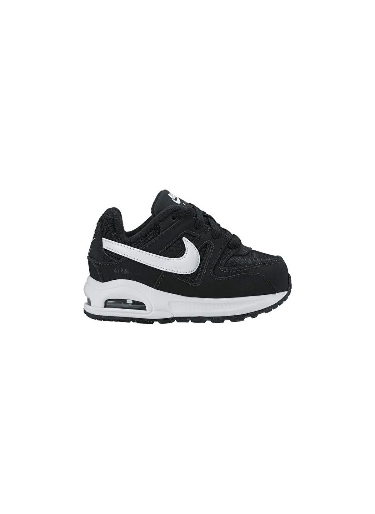 1302241a38b5c Nike Erkek Bebek Nike Air Max Command Flex Black/Whıte-Whıte ...